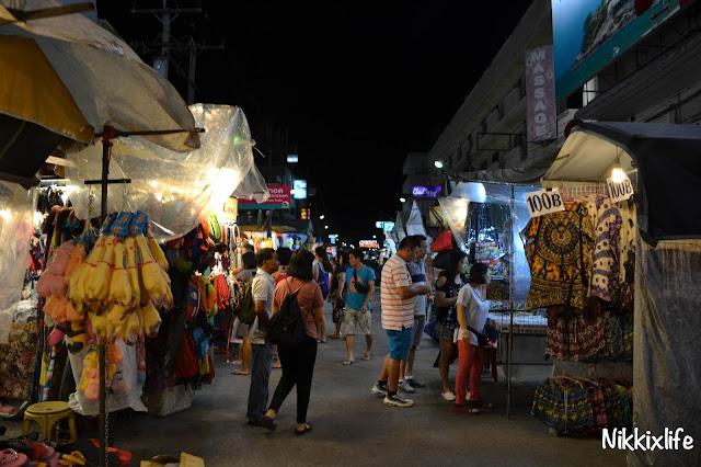 【泰國。華欣】華欣夜市:度假中的一片熱鬧 3