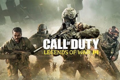 Download Game Call Of Duty : Legends Of War untuk Android Versi Terbaru (by Tencent)