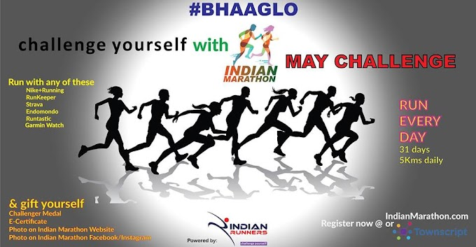 Indian Runners Monthly Challenges