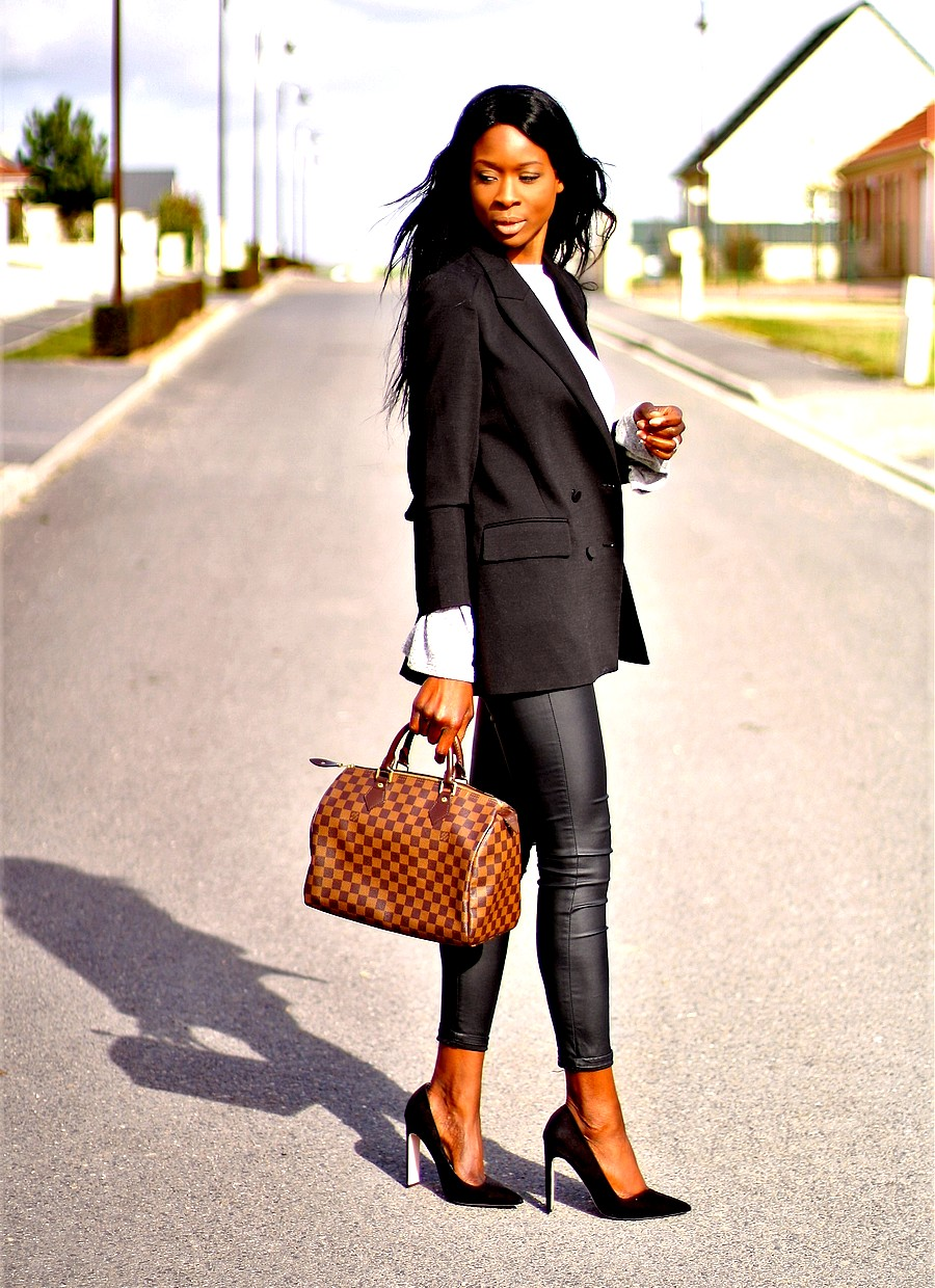 blazer-noir-speedy-louis-vuitton-pantalon-enduit-escarpins-asos-chic