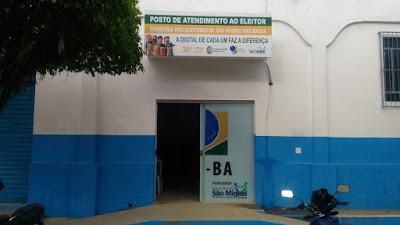 Unidade do TRE começa o atendimento em São Miguel das Matas na próxima segunda-feira