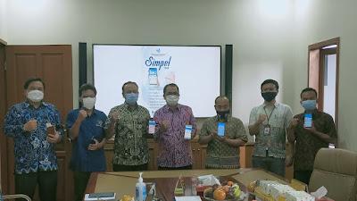 Ombudsman RI Perwakilan Banten Salut Dengan Perumdam TKR Kabupaten Tangerang