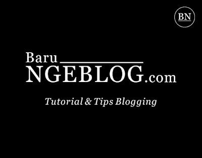 Belajar Blog di Barungeblog.com