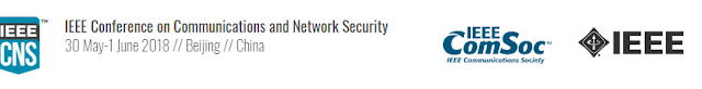 IEEE Conference on Communications and Network Security imagen