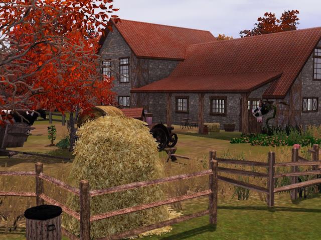 Ferme à télécharger Sims 3