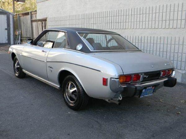 1974 Toyota Celica St