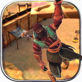 Ninja Samurai Assassin Hero III Egypt MOD Apk - Free Download Android Game