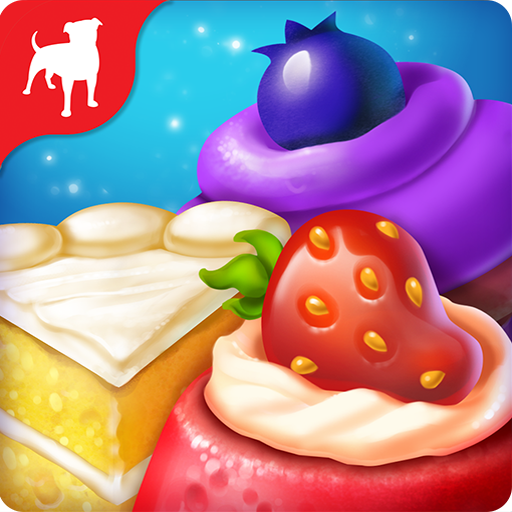 تحميل لعبه Crazy Cake Swap: Matching Game مهكره اخر اصدار