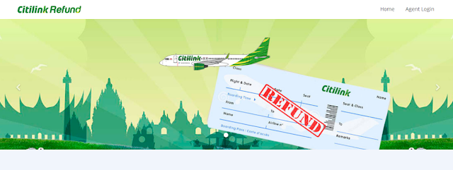 Prosedur Refund Tiket Citilink