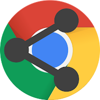Chrome Sharing Hub