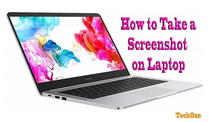 How to Take Screenshot on Laptop - Best Way to Take Screenshot