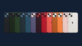 Đơn đặt hàng iPhone 13 ở Trung Quốc phá kỷ lục