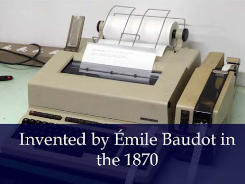What is Teleprinter