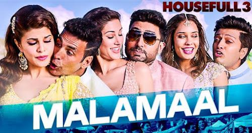 Malamaal - Housefull 3 (2016)