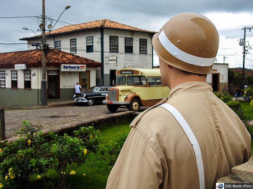 Se Eu Fechar os Olhos Agora: cenários da minissérie da Globo em Catas Altas