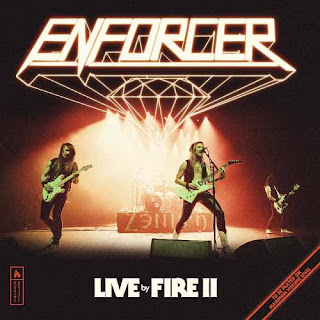 "Ο δίσκος των Enforcer ""Live by Fire II"""