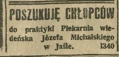 Jasło 1922
