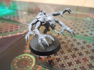Deathwatch: Overkill purestrain genestealer