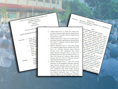 Permendikbud Nomor 23 Tahun 2017 Tentang Hari Sekolah