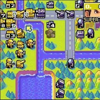 Advanced Wars Screenshot 1