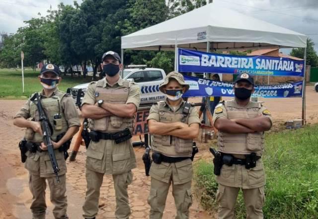 Polícia Militar divulga balanço da operação Lock Down. Na área do 9º Batalhão não houve registro de ocorrência