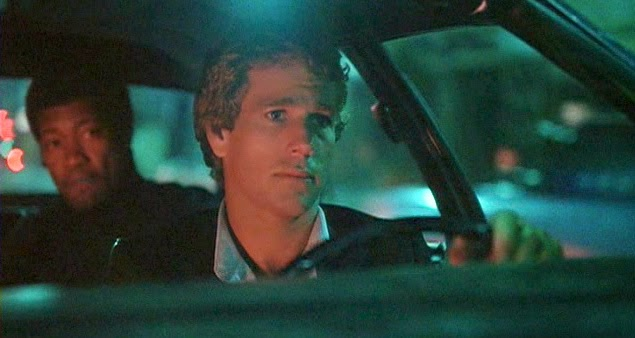 Ryan O'Neal The Driver 1978 movie