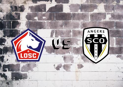 Lille vs Angers  Resumen