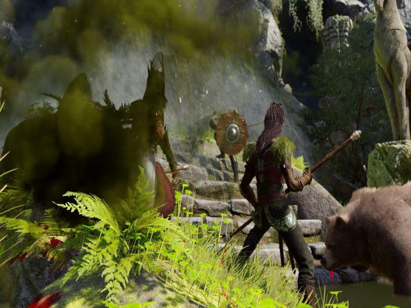 Baldur's Gate 3 PC Game Free Download