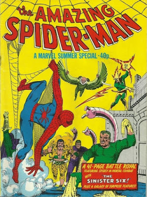 Amazing Spider-Man Summer Special 1980, the Sinister Six