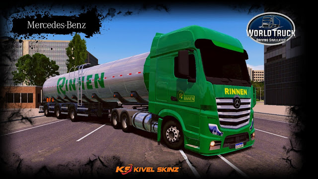 NEW ACTROS - RINNEN GmbH & Co. KG
