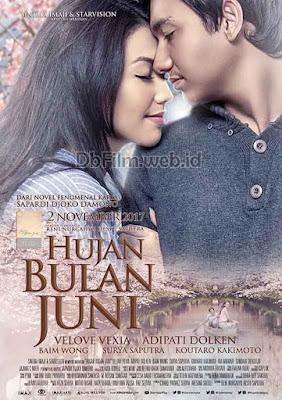 Sinopsis film Hujan Bulan Juni (2017)