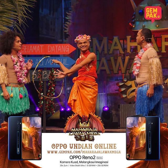 Maharaja Lawak Mega 2019 Minggu 8 Full PART 2