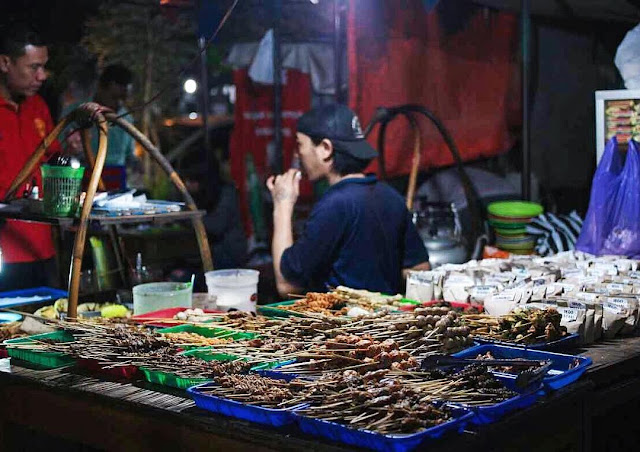 Angkringan Jogja - Wisata Kuliner Jogja Murah Meriah