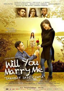 kafe kecil di Bandung bersama rekannya Mike Download Film Will You Marry Me (2016) DVDRip