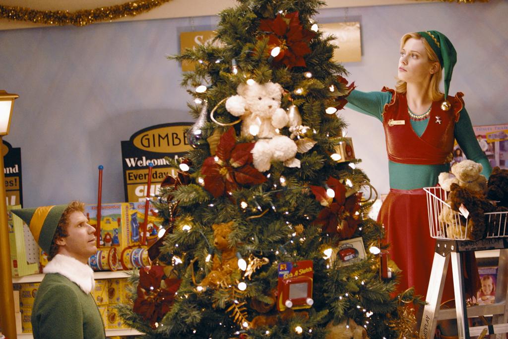 Weihnachtsfilm Oh Tannenbaum.Wool And Wheel 12 Days Of Christmas Films Elf