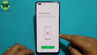 Oppo F17Pro Network UnlockOppo CPH2119 Network Lock Fix