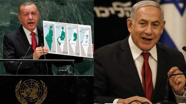 Netanyahu le recuerda a Erdogan el genocidio armenio