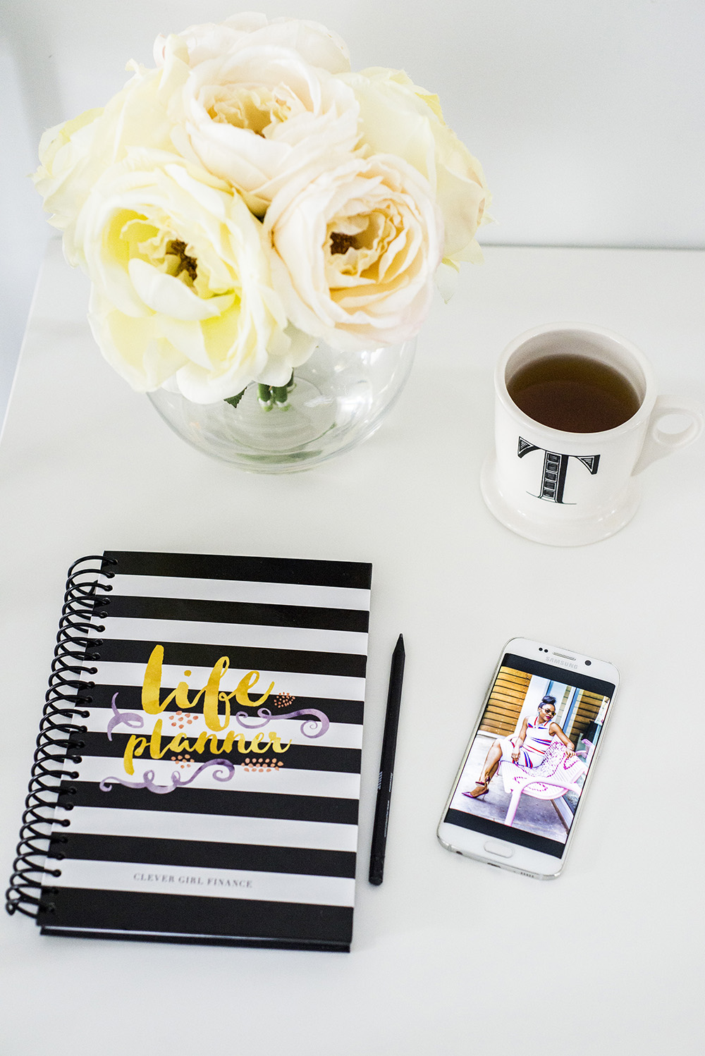 How to stay Organized: The Clever Girl Finance Life Planner