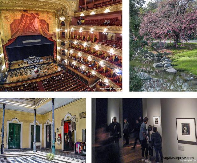 Atrações de Buenos Aires