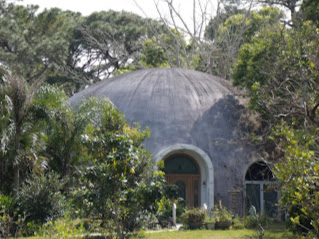 Dome house en Arundel