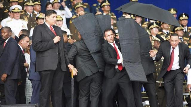 Esposa de Maduro: Iban a acabar con todo el Estado Mayor en ataque