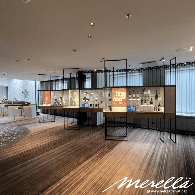 Tallink City Hotel  - Tallink verkkokaupan showroom