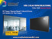 Video wall BRWall 55 Inchi Super Narrow Bezel