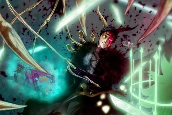Spoiler Manga Black Clover Chapter 277 Bahasa Indonesia