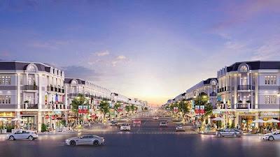 Dự án Century City Long Thành Đồng Nai: Review, mua bán ký gửi ( Đất nền, nhà phố )