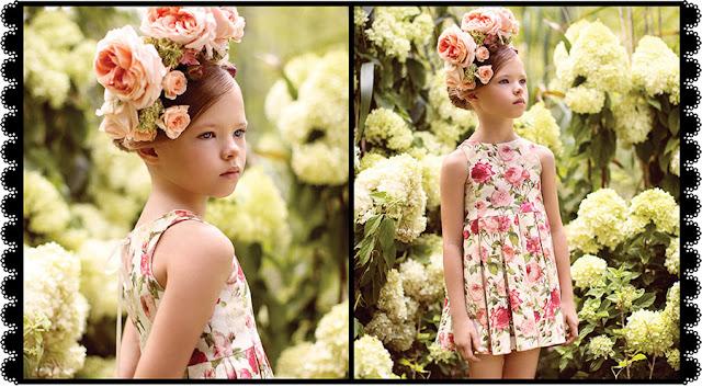 MODA PRIMAVERA VERANO 2018: Campaña para la colección Little Akiabara primavera verano 2018. | Vestidos primavera verano 2018. Ropa para niños y niñas.