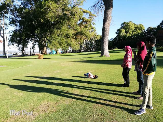 Percutian Perth  King Park & Botanic Garden
