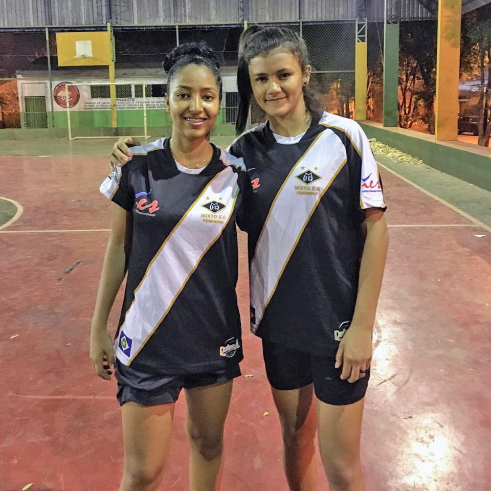 Atletas de Futsal Feminino