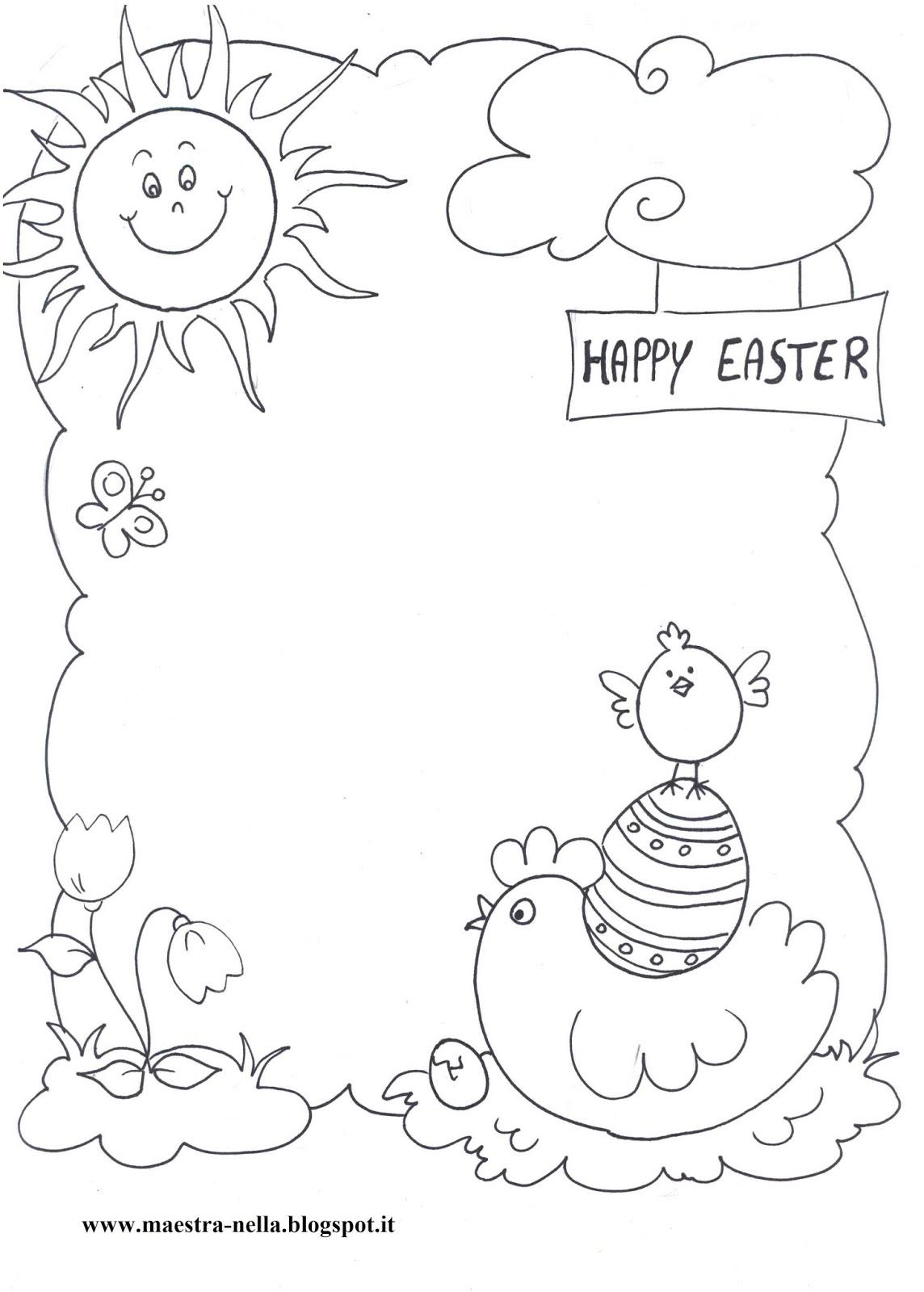 maestra Nella: Pasqua
