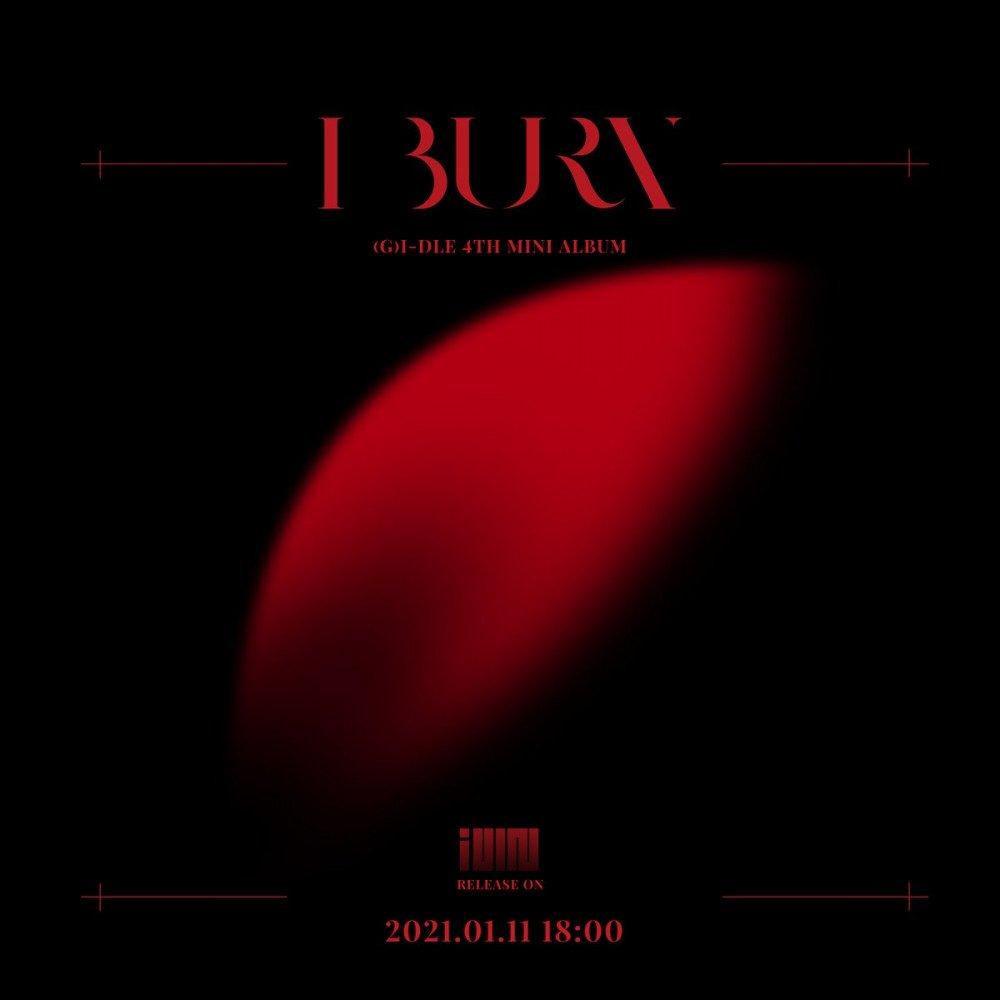 (G)I-DLE Announce Comeback With 4th Mini Album 'BURN'